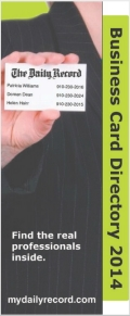 Business Card Directory 2014